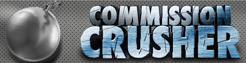 Commission Crusher Review